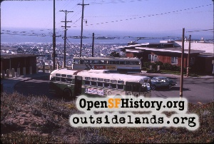 14th Ave & Quintara,Oct 1963