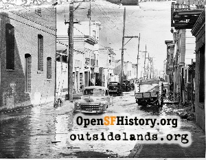 Clara near 6th,Feb 1940