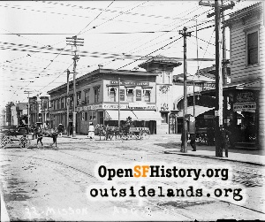 22nd & Mission,1907