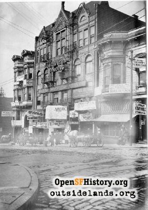 Fillmore &  Bush,1906