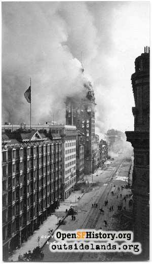 Call Building on Fire,1906