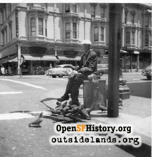 9th & Washington, Oakland,1950