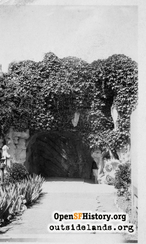 Mission Dolores Cemetery,1927