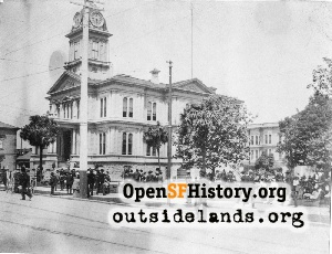 Oakland City Hall,1910