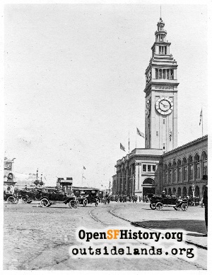 Ferry Building,1915