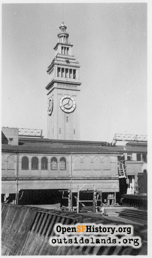 Ferry Building,1937