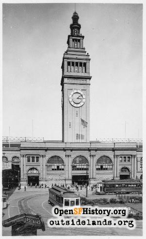 Ferry Building,1930