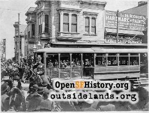 Divisadero & Oak,May 1907