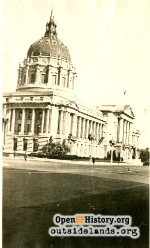 City Hall,Jun 1922