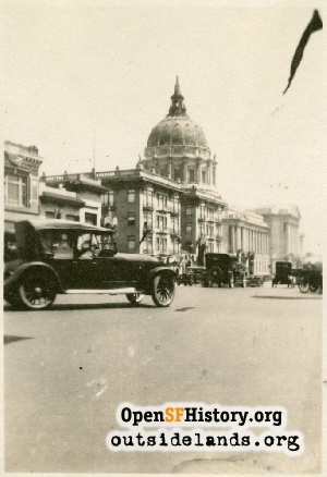 Van Ness & Golden Gate,Jun 1922