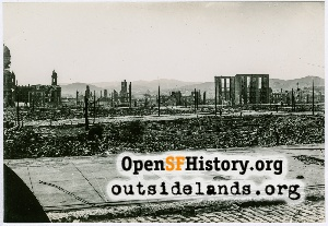 1906 Earthquake & Fire