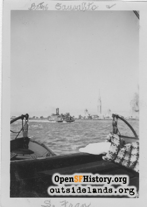 GGIE from Bay,1939