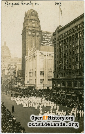 4th & Market,Nov 1917