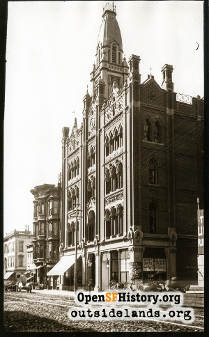 4th near Market,1895