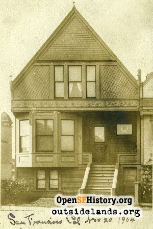 1331 Ninth Avenue,1904