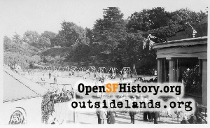 Golden Gate Park,1923