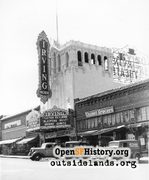 Irving Theatre,Jun 1941