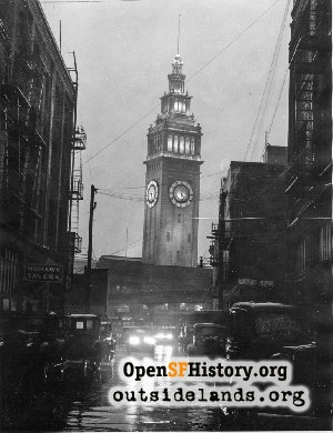 Ferry Building,1935