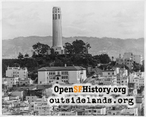 Coit Tower,1952