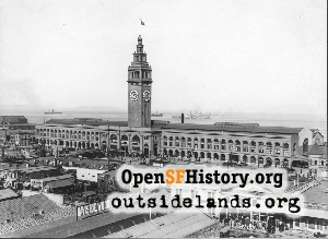 Ferry Building,1914