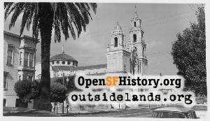 Mission Dolores,1960