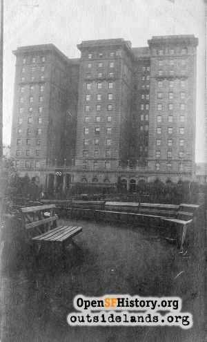 St. Francis Hotel,1911