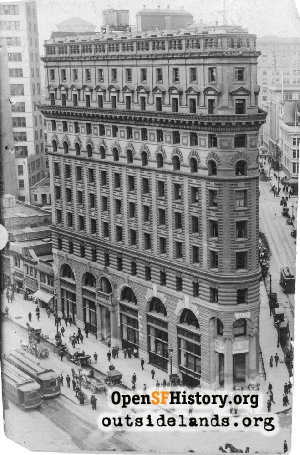 Crocker Building,1915