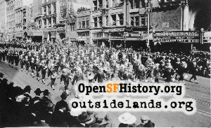 Market near 4th,Sep 1917
