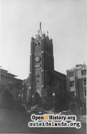 Old St. Mary's,1948