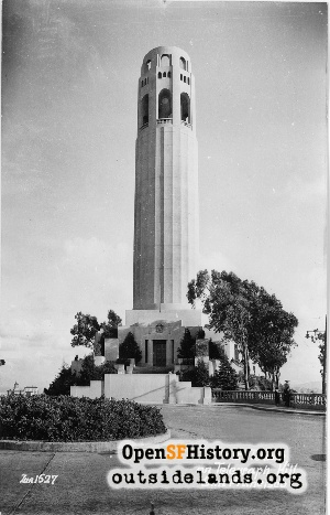 Coit Tower,1940