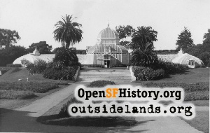 Conservatory of Flowers,1948