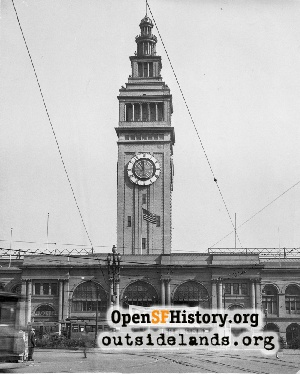 Ferry Building,1921