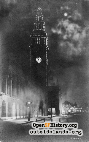 Ferry Building,1910