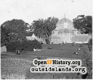 Conservatory of Flowers,1930