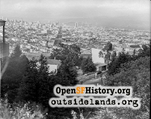 View from Twin Peaks,1947