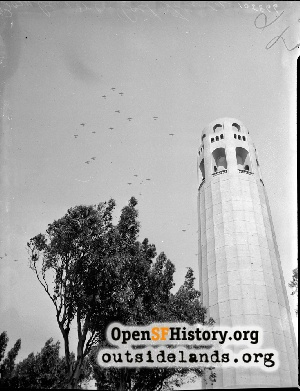 Coit Tower,1943