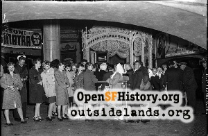 Golden Gate Theater,Mar 1946