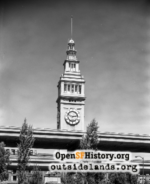 Ferry Building,1973