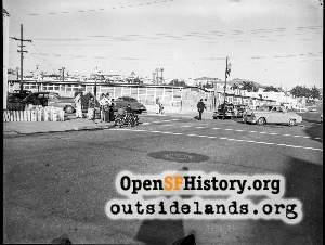 39th Ave & Ulloa,1953