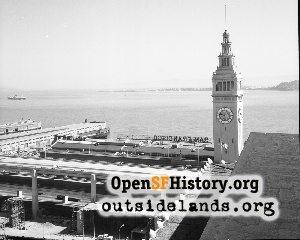 Ferry Building,1964