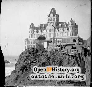 Second Cliff House,1905c