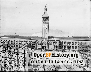 Ferry Building Loop,Jun 1922