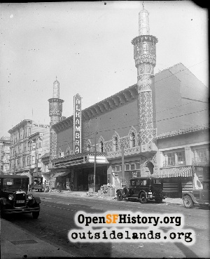 Alhambra Theater,Oct 1926