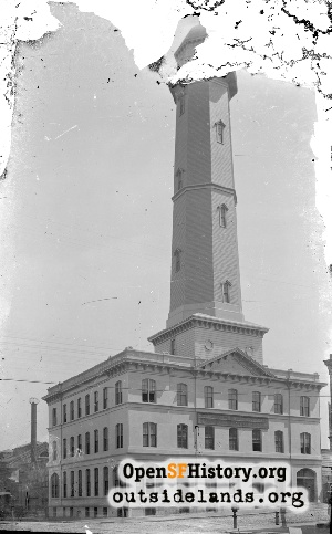 Selby Shot Tower,1895