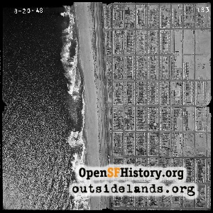 Outer Sunset Aerial,1948