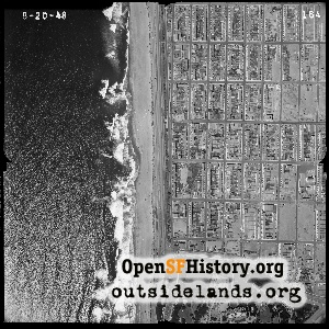 Outer Sunset Aerial