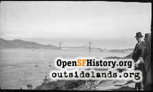 Golden Gate Bridge from Land's...,1937