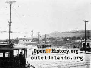 Opening of Visitacion Valley line