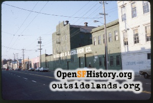 Folsom near 18th,Aug 1982