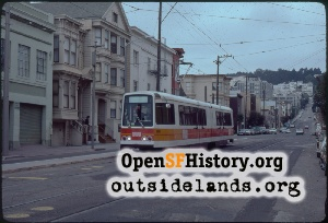 Duboce & Fillmore,Feb 1980